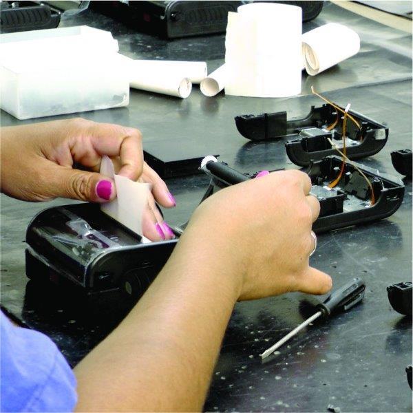Fábrica de impressora térmica