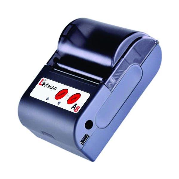 Impressora portátil de recibo