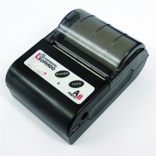 Impressora térmica portátil