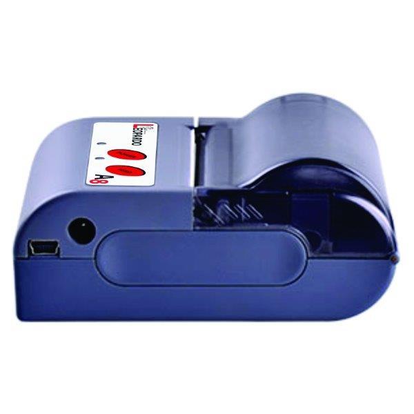 Mini impressora portátil